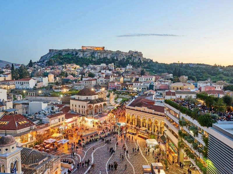 Αθήνα: Οι καλύτερες ταράτσες και αυλές για όλα τα πορτοφόλια