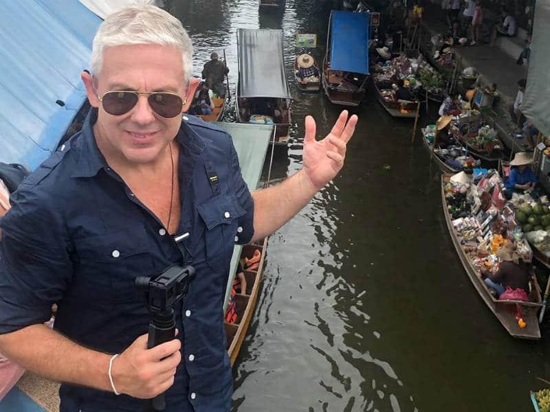 Ο Τάσος Δούσης και οι «Εικόνες» ταξιδεύουν στη Μπανγκόκ! Μη χάσετε το δεύτερο μέρος! (video)