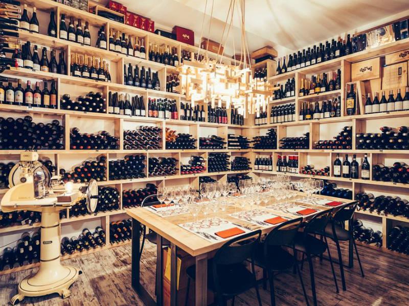 Wine bar Ρώμη