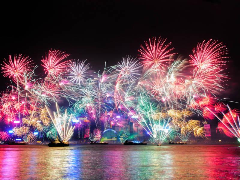 Κινέζικη Πρωτοχρονιά: Τα ιδανικά μέρη για να γιορτάσει κανείς!