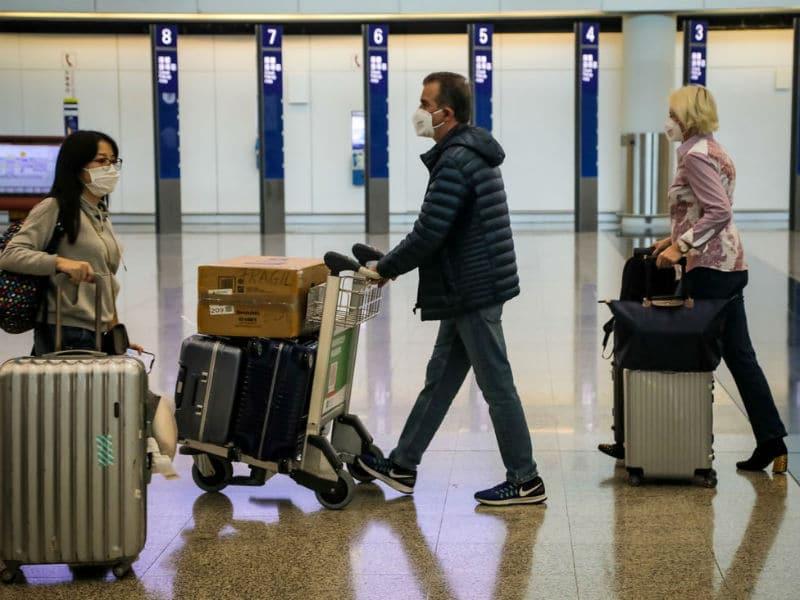 Ταξίδι και υγεία: Προληπτικά μέτρα κατά του κοροναϊού στα αεροδρόμια!