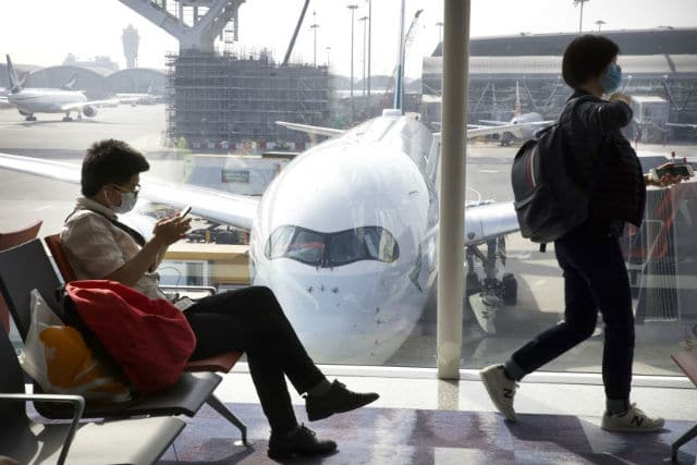 Κοροναϊός - αεροδρόμια και ταξίδια