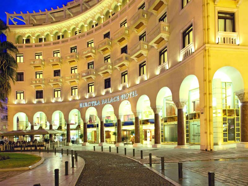 Έκλεισε τις πόρτες του το εμβληματικό ξενοδοχείο Electra Palace Thessaloniki λόγω ανακαίνισης!