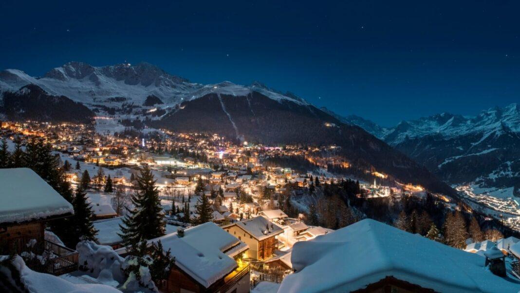 Ελβετία χωριά και πόλεις