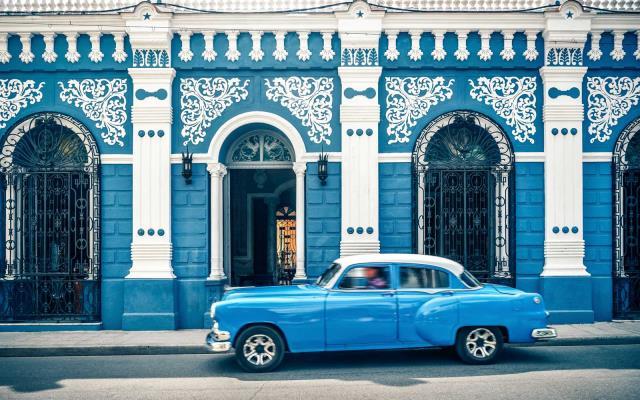 Αβάνα, Κούβα - Χρώμα της χρονιάς