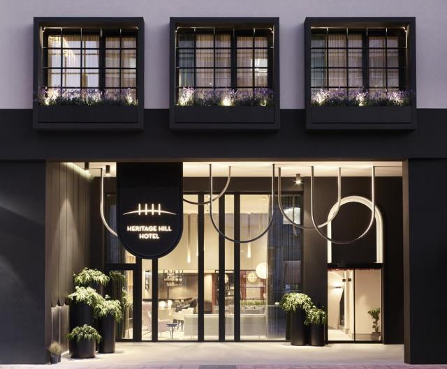 Heritage Hill - νέο ξενοδοχείο στην Αθήνα