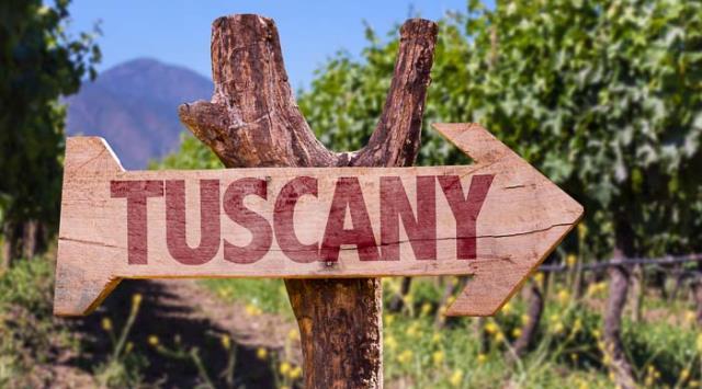 Οινοτουρισμός Ιταλία