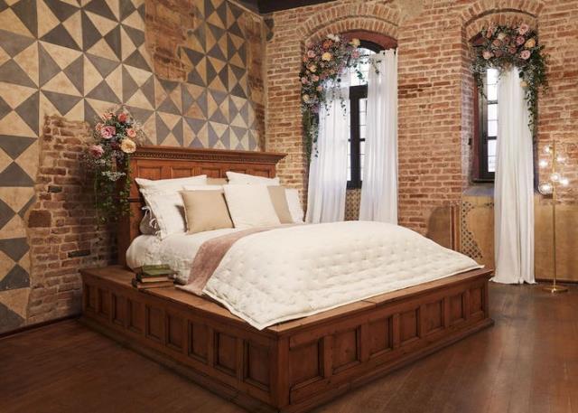 Σπίτι της Ιουλιέτας υπνοδωμάτιο