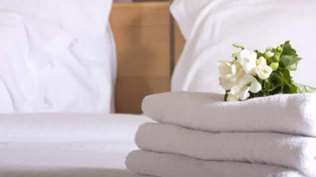 ξενοδοχείο πετσέτες