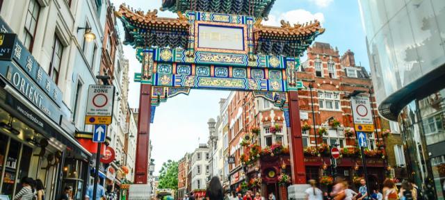 Κινέζικη Πρωτοχρονιά στο Λονδίνο