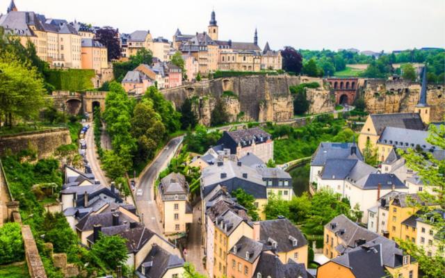 Η πόλη του Λουξεμβούργου