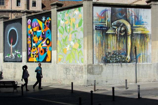 Μαδρίτη τέχνη
