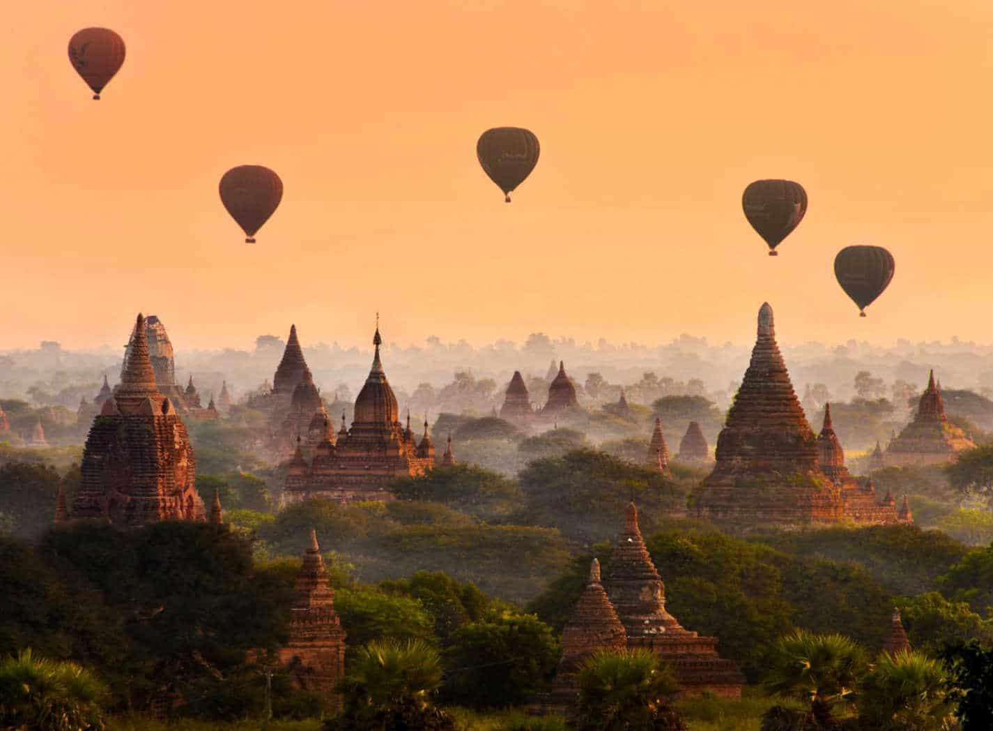 Τα 7+1 ιστορικά μνημεία της Ασίας που αξίζει να δείτε από κοντά!