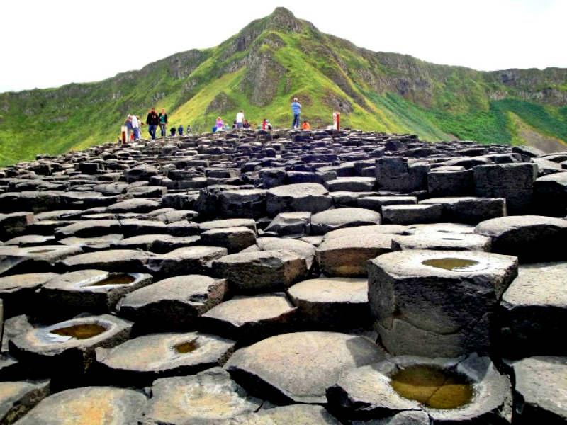 Μονοπάτι Γίγαντα Βόρεια Ιρλανδία