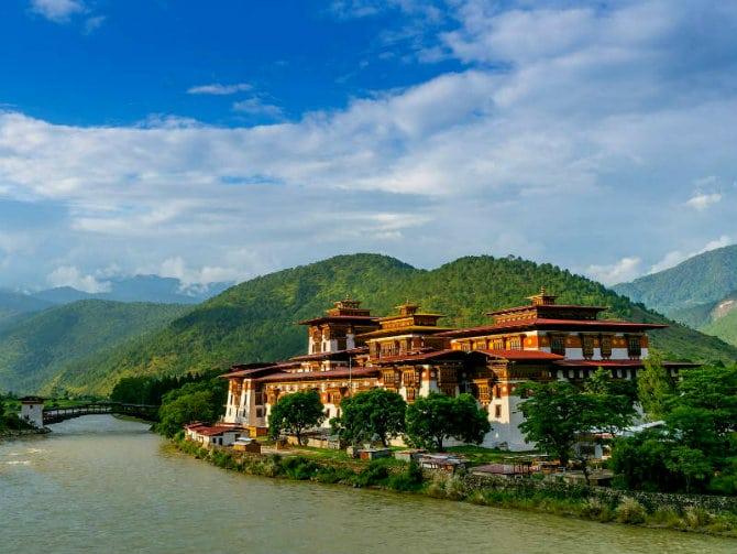 Μπουτάν, οικολογικοί προορισμοί