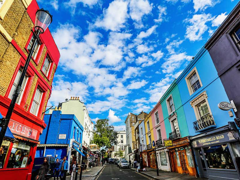 Νότινγκ Χιλ: Εξερευνήστε την πανέμορφη λονδρέζικη γειτονιά!