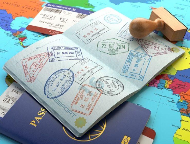 Ευρωπαϊκά διαβατήρια