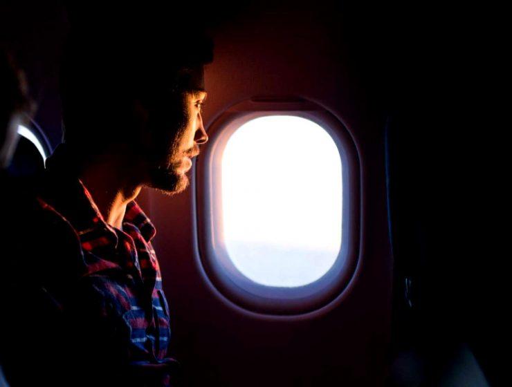 παράθυρα αεροπλάνων