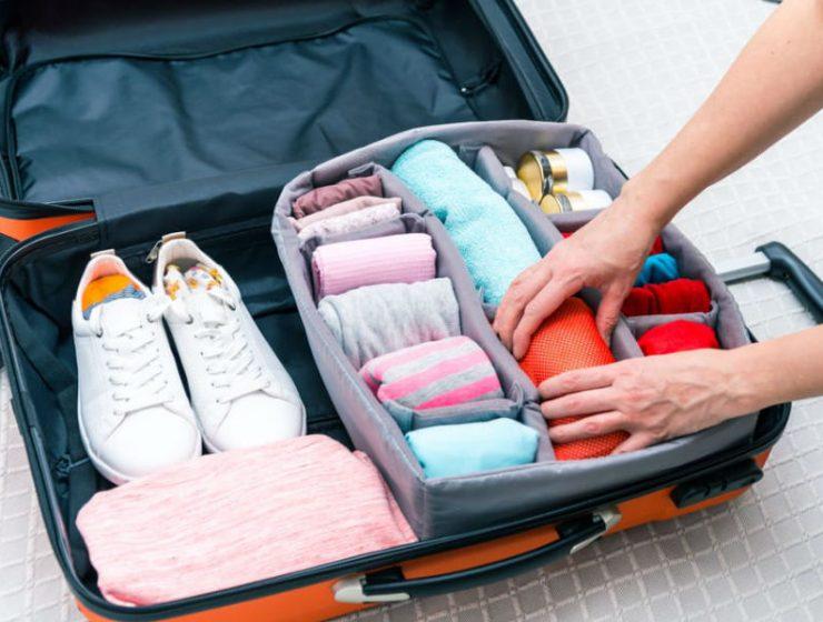 συμβουλές βαλίτσα