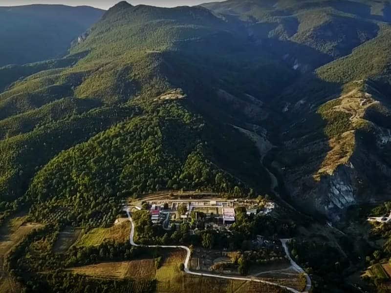 Βεργίνα: Μία εντυπωσιακή ξενάγηση από ψηλά! (video)