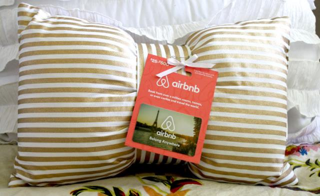 Airbnb δωροκάρτα