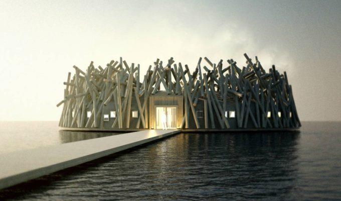 Arctic Bath: Το εντυπωσιακό πλωτό ξενοδοχείο - σπα που άνοιξε στη Σουηδία!