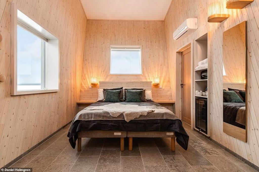 Ξενοδοχείο Arctic Bath δωμάτιο 1