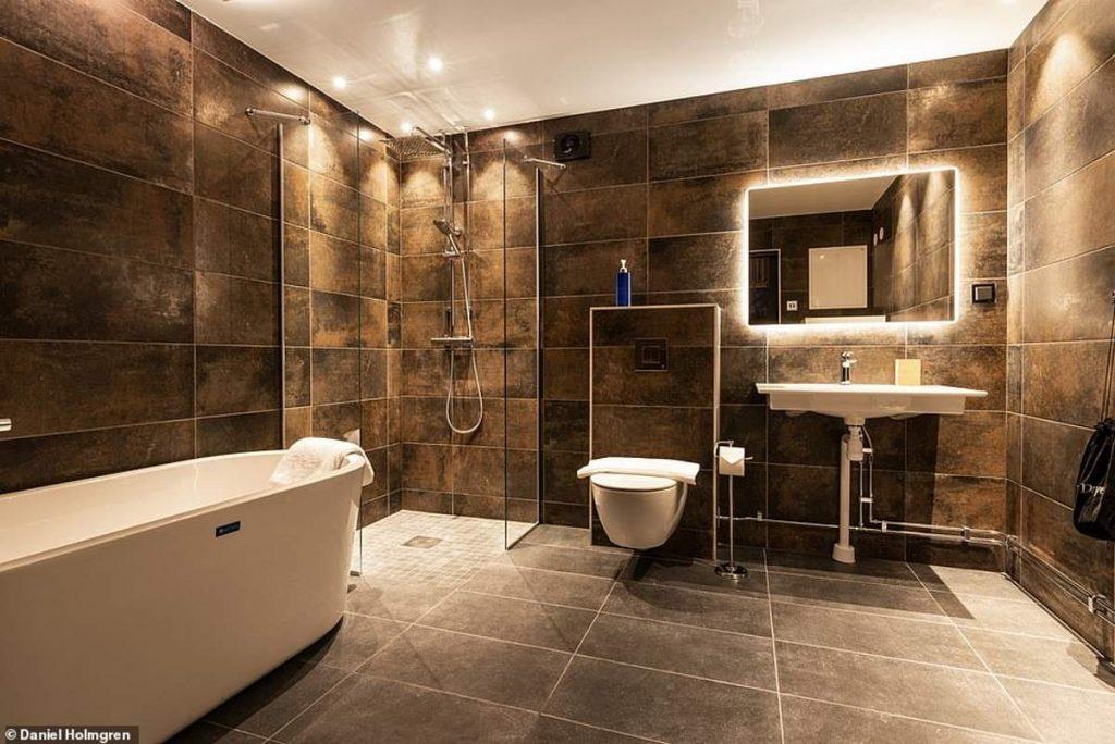 Arctic Bath μπάνιο