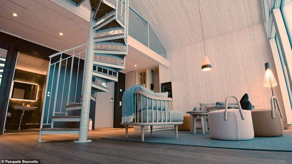 Ξενοδοχείο Arctic Bath δωμάτιο 2