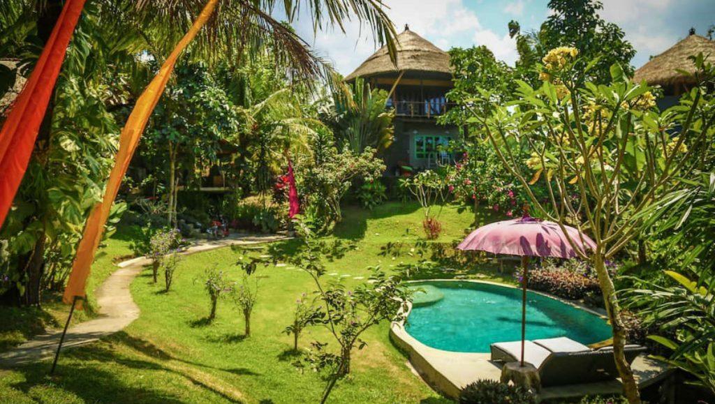 Balian Treehouse, Μπαλί, Ινδονησία