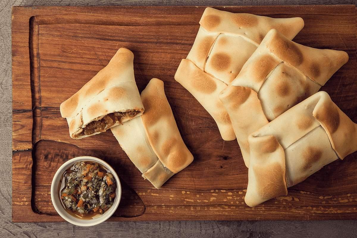Χιλιανές Empanadas