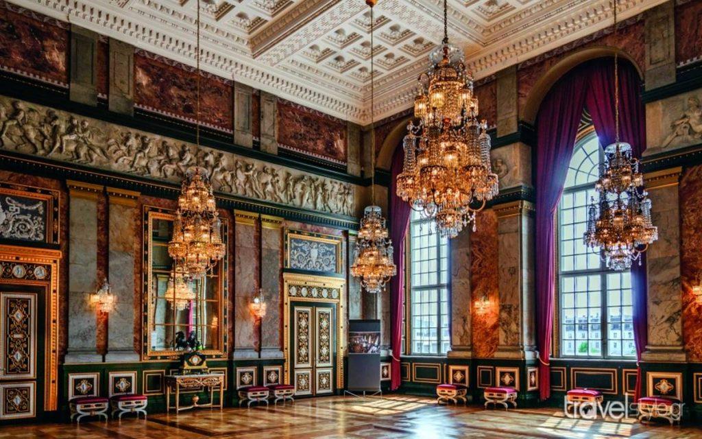 Παλάτι Christiansborg, Κοπεγχάγη
