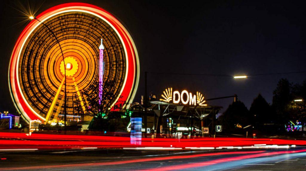 DOM φεστιβάλ Αμβούργο