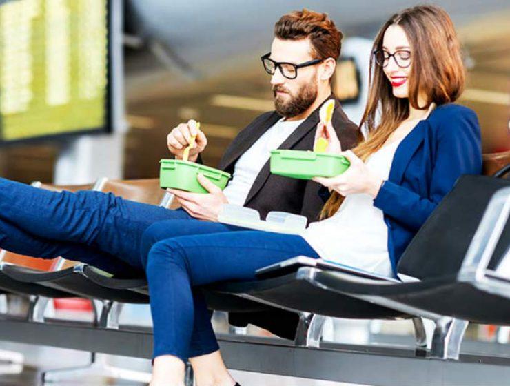 Τι να προτιμάτε να τρώτε όταν βρίσκεστε σε κάποιο αεροδρόμιο!