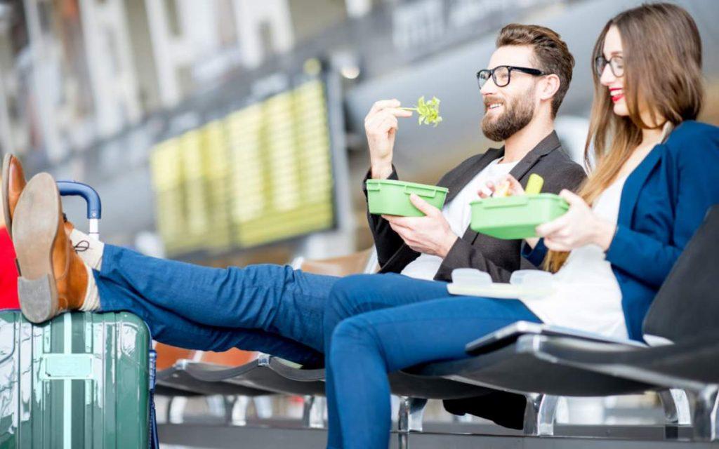 Φαγητό στο αεροδρόμιο