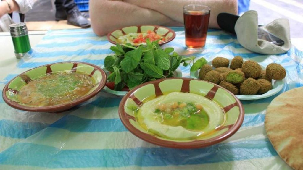 Φαλάφελ - ιορδανική κουζίνα
