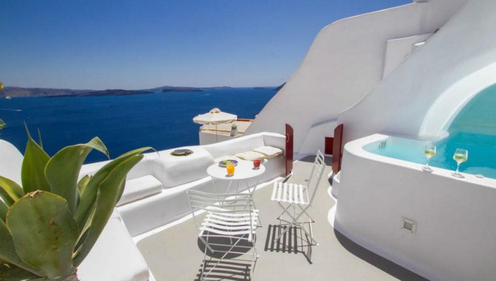 Hector Cave House, Σαντορίνη, Ελλάδα