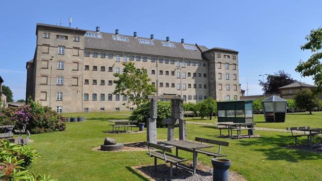 Κρατική Φυλακή Horsens, Δανία