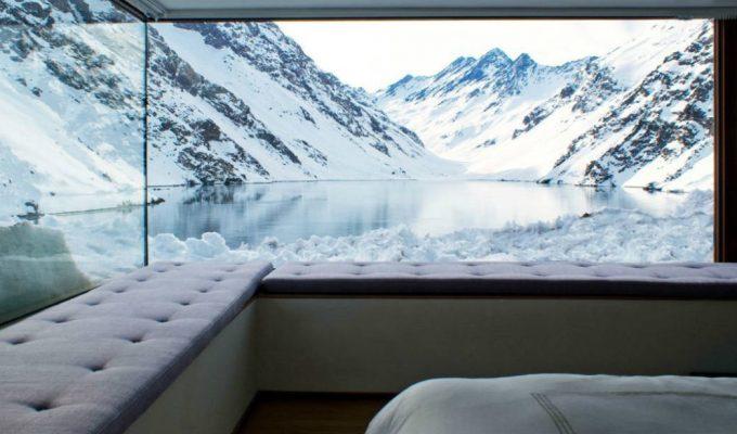 "Hotel Portillo, Χιλή - Το ξενοδοχείο της ημέρας: Διαμονή ""μέσα στο χιόνι""!"