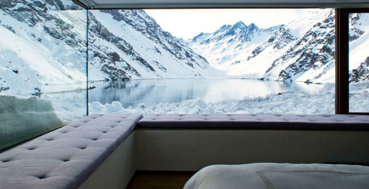 """Το ξενοδοχείο της ημέρας: Διαμονή """"μέσα στο χιόνι""""!"""