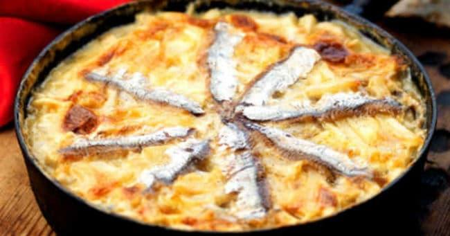 Jansson's frestelse σουηδικό φαγητό