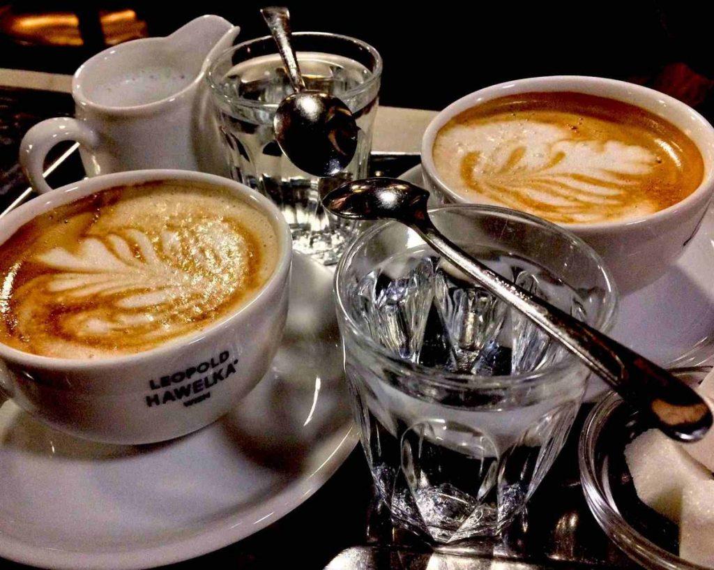 Βιεννέζικος καφές (Melange)
