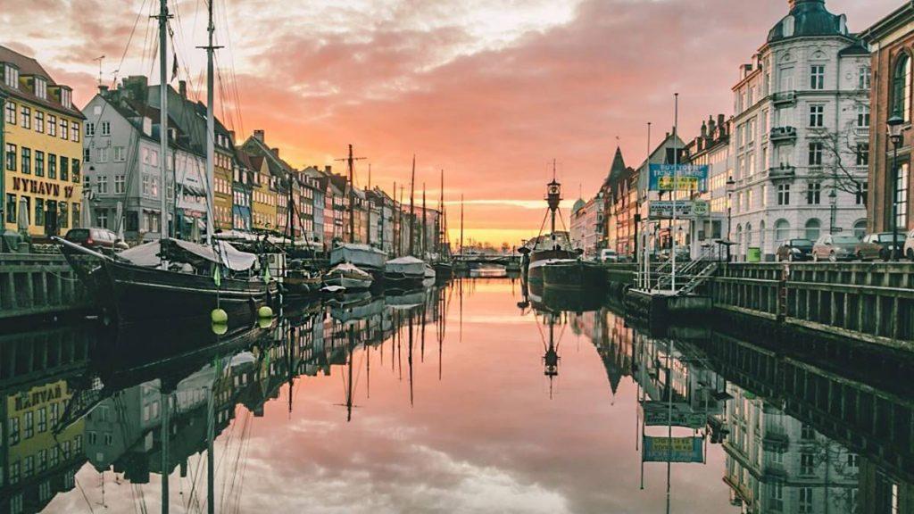 Γειτονιά Nyhavn, Κοπεγχάγη