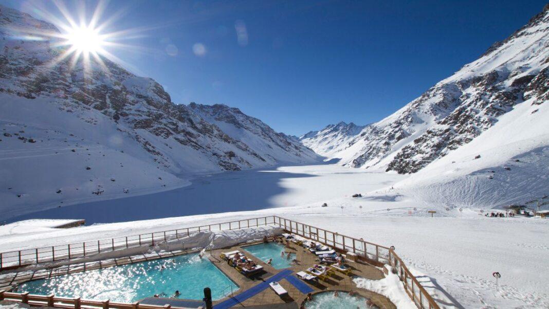 Διαμονή μέσα στα χιόνια, το ξενοδοχείο της ημέρας