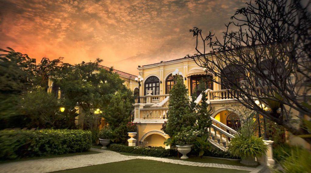 Praya Palazzo - ρομαντικά ξενοδοχεία Μπανγκόκ