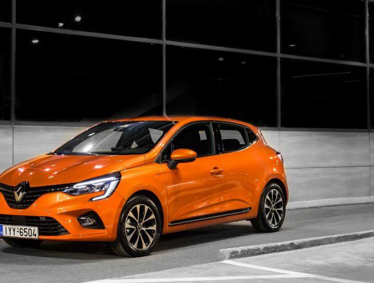 Renault Clio new 2020