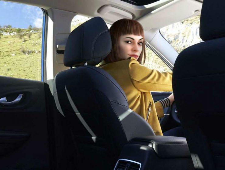 H νέα Ambassador του Renault KADJAR είναι η Liv και είναι ψηφιακή!