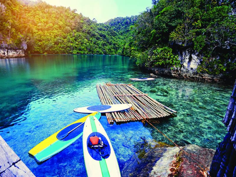 Σιαργκάο: Το μικροσκοπικό νησί στις Φιλιππίνες που ανταγωνίζεται επάξια το Μπαλί!