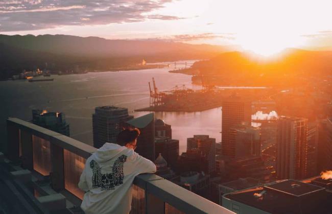 Βανκούβερ, Καναδάς - τουρισμός κάνναβης