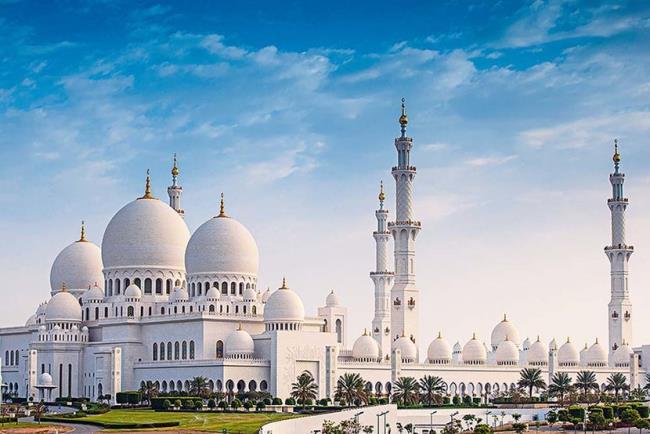 Μεγάλο Τζαμί Sheikh Zayed